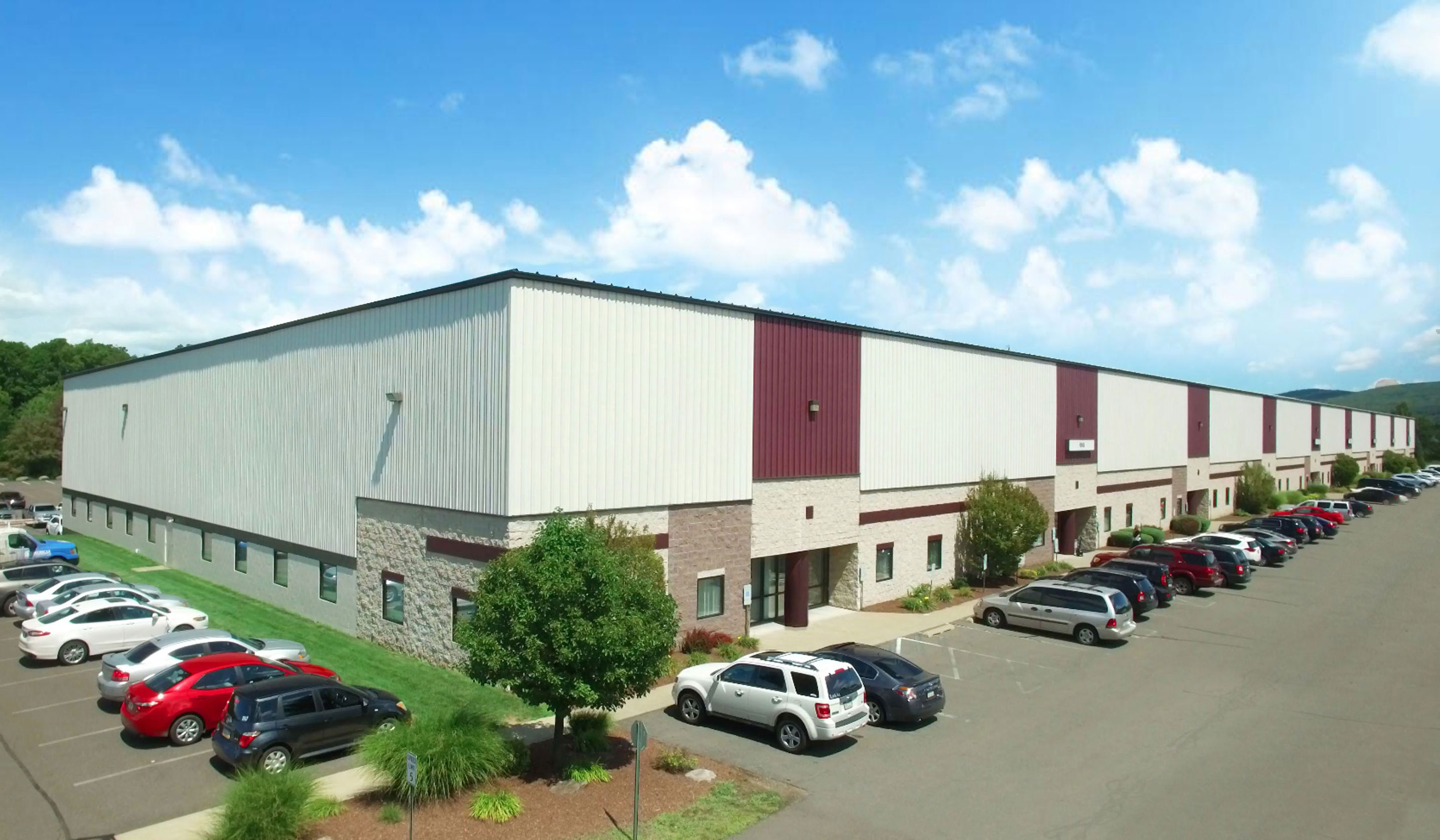 Mericle Clarks Service Group Facility