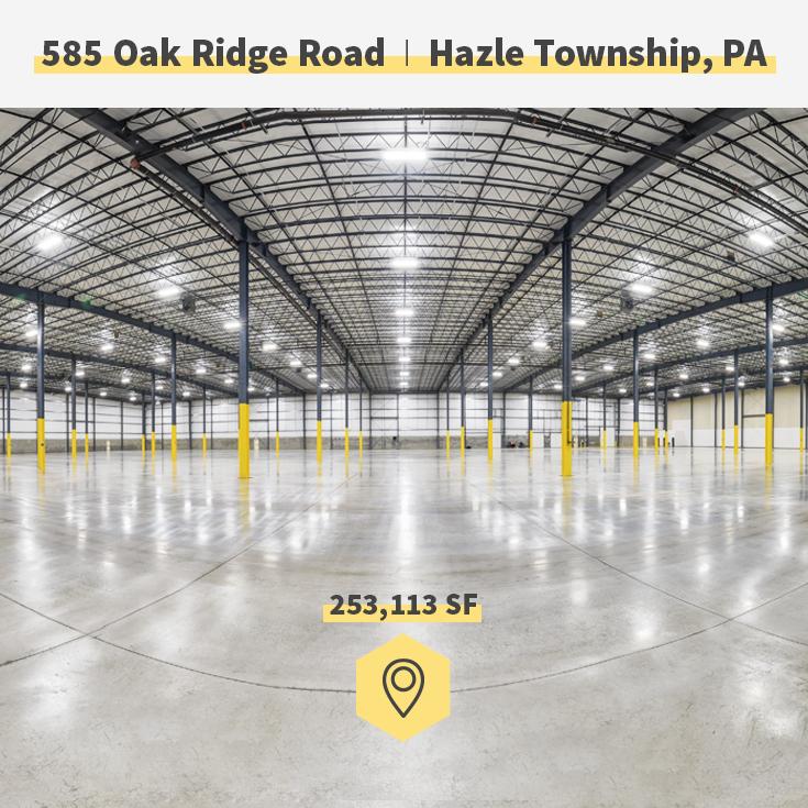 585 Oak Ridge Road