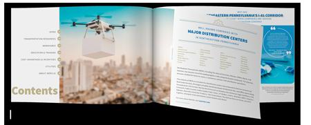 market insights report brochure