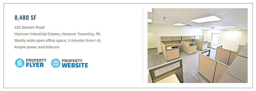featured office property