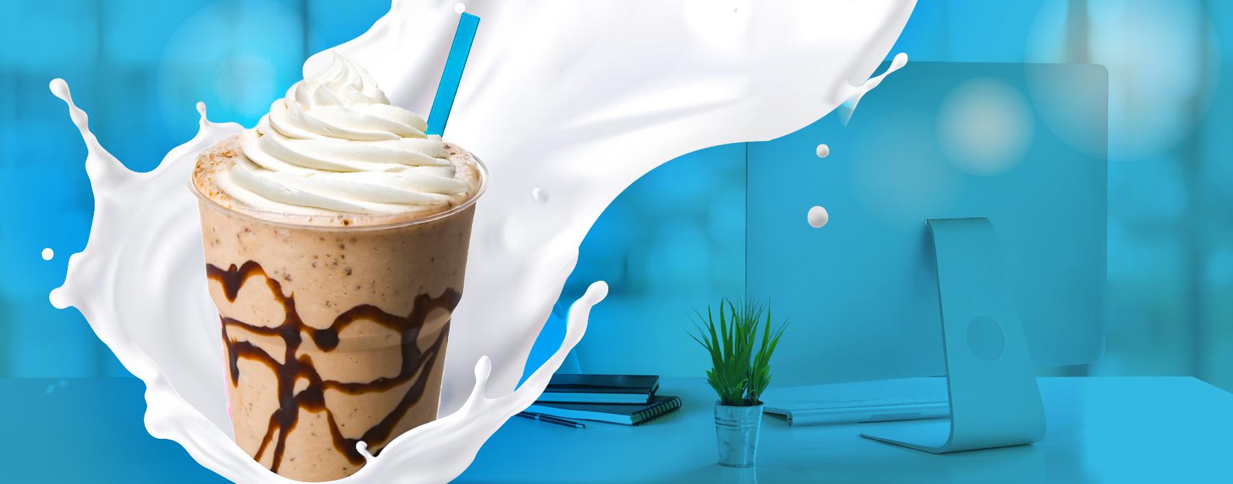 milkshake mericle blog