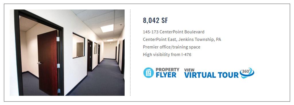 145-173 CenterPoint Blvd